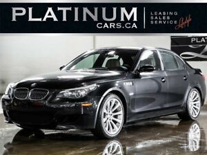 2008 BMW M5 NAVI, HEADS UP DISP,