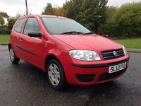 2003 FIAT PUNTO 1.2 ONLY 69,000 MILES! LOW INSURANCE GROUP! 1 YEAR MOT!
