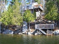 4  Seasons property, located directly on the Petit Lac-du-Cerf
