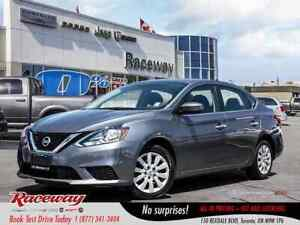 2018 Nissan Sentra 1.8 S - Back up Cam, Media Screen, Blue tooth