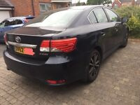Used Toyota Avensis 2.0 (62 plate) for sale