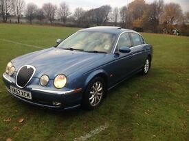 Jaguar S-Type 3.0 SE Auto low mileage