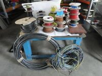 Electrical fittings and wires