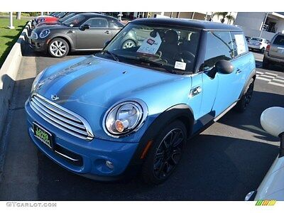 Mini Cooper 2 COLOR Faded Stripes Decals Clubman Countyman Paceman ALL YR MODEL