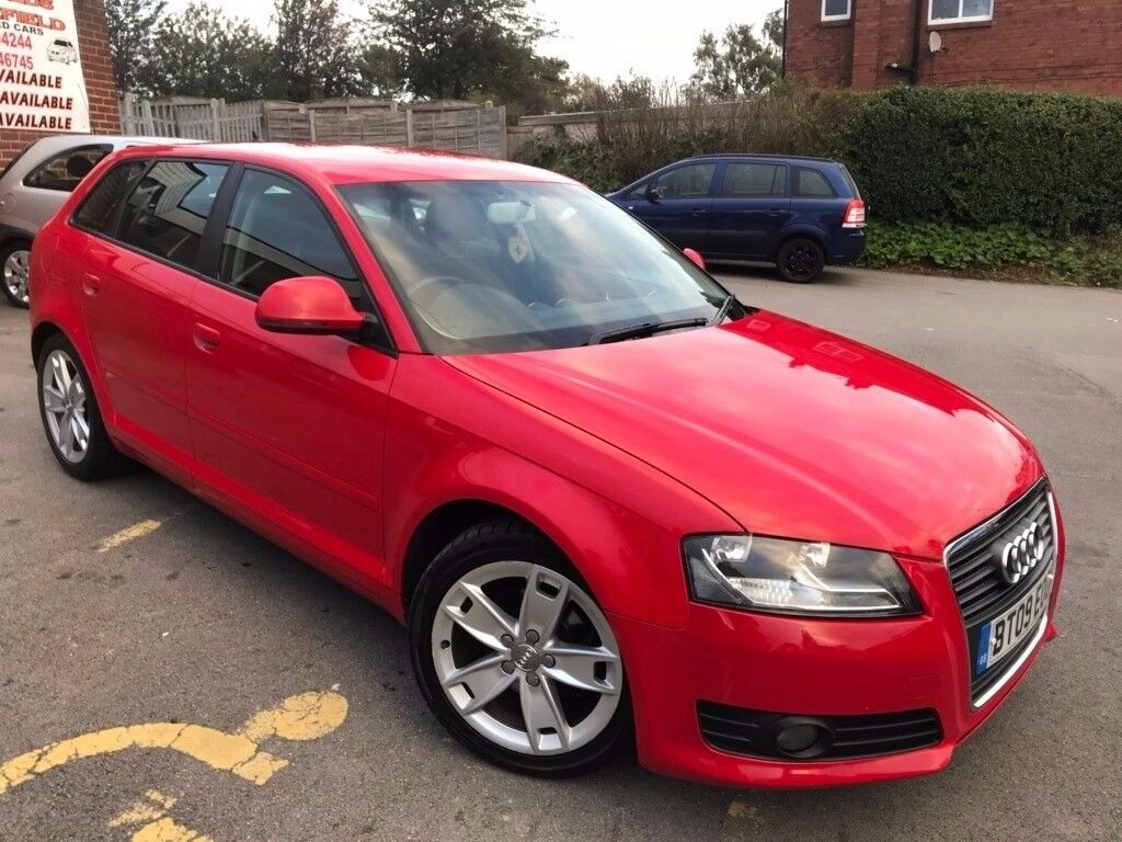 Audi A3 1.9 TDI e Sport Sportback 5dr EXCELLENT CONDITION