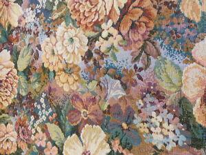 Gobelin tessuto stoffa fiori per sedie divani e poltrone for Divani in stoffa