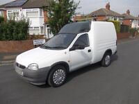 vauxhall corsa combo 1.7 diesel 2 OWNERS well maintained still in daily use T&T