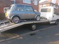 Manchester,breakdown service,car collection,car pick and drop
