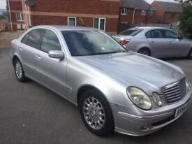 MERCEDES E270 CDI DIESEL AUTOMATIC GOOD CONDITION