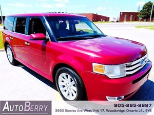 2009 Ford Flex SEL **ACCIDENT FREE CERTIFIED 7 PASSENGER** $7999