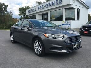 2013 Ford Fusion SE  *1-owner  ONLY 25k