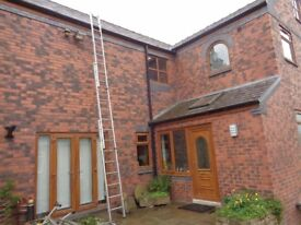 triple trade ladder reach over6m