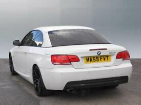 BMW 3 Series 320I M SPORT HIGHLINE (white) 2009-09-30
