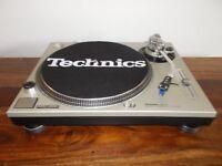 Technics 1200 mk2 mint condition