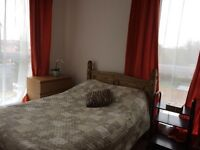 Nice double room in two bedroom flat