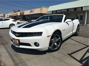 2012 Chevrolet Camaro 1LT RS PACKAGE BACK UP CAMERA