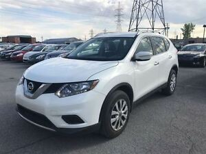 2014 Nissan Rogue S AWD AUCUN ACCIDENT, UN PROPRIO, BLUETOOTH, B