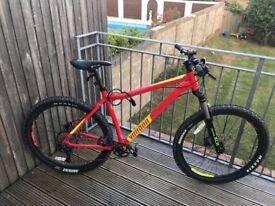 Men's voodoo mountain bike