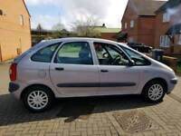 2003 Citroen Picasso - 2 Litre HDI Diesel - 11 Months MOT - Ideal family car in GREAT Condition