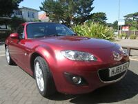 MAZDA MX-5 SE 2009. Perfect history. One owner from new. Full Mazda Main Dealer Service History .