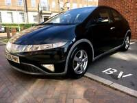 ((((Honda Civic 2.2 diesel sports double sunroof  fully loaded))))