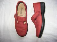 Hotter Comfort Concept Flat Heeled Shoe