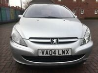 2004 Peugeot 307, 1.4 HDi, Diesel, £30 Tax/Year. Drives Excellently