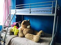 Triple sleeper bunk bed/double and single bunk bed