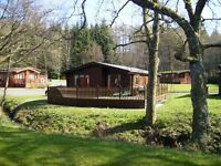 Log Cabin at Loch Lomond for holiday rental