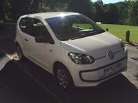 VW Take UP! Great city car with low mileage. 2 owners from new.