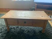 Coffee table & tv cabinet