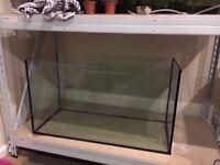 Eheim 126L (29G) Fish Tank / Aquarium + Stand+ Heater & Lights + Fluval U4 Filter + Rocks (Scaping)