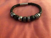 Male beaded bracelet