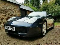 2004 Porsche 911 3.6 C4s