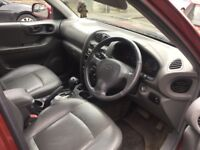 Santa Fe 02 Drives well or spares or repairs