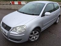 Polo 1.4 Petrol 5 speed mot 31/oct/17