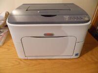 Oki C110 Colour Laser Printer