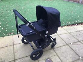 Bugaboo cameleon 2 with maxi cosy car seat and easy base 2