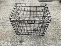 Fold Away Pet Carrier Cage