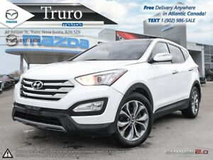 2013 Hyundai Santa Fe 2.0T! LEATHER! PANO ROOF! NEW TIRES! NEW B
