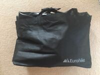 Eurohike Double Air bed with pump