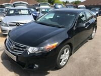 2009/58 HONDA ACCORD 2.2i DTEC ES GT 4DR AUTOMATIC DIESEL, BLACK,GREAT SPEC,AND ECONOMY,DRIVES WELL