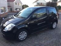 Citroen c2 cool,lady owner new mot