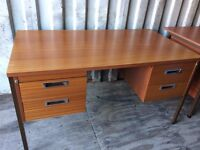 Desk with drawers £35 free local delivery