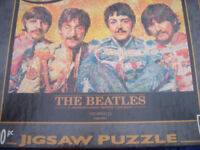 The Beatles jigsaw puzzle 1000psc.