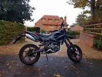 KSR TW 125cc super Moto /moped 125