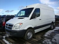 2008 Dodge Sprinter 2500 2500 144-in. WB