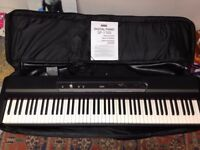 KORG SP-170S PERFECT CONDITION WITH BAG, PEDAL, POWER