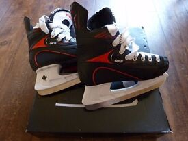 Ice Skates - SBK Hockey Co - size 5 - boys or girls skates