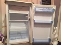 Amica 55 cm fridge and freezer